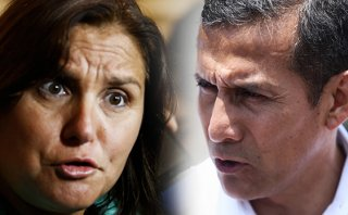 """Pérez Tello responde a Humala: """"Compórtese como presidente"""""""