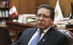 """Sánchez: """"Hay dos o tres fiscales más que han sido amenazados"""""""