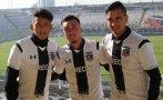 Christofer Gonzales es nuevo jugador de Colo Colo de Chile