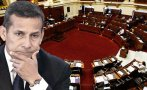 Ollanta Humala y todas las veces que se enfrentó al Congreso