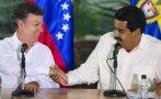 """Colombia y Venezuela resolvieron su """"malentendido"""" limítrofe"""