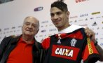 Flamengo vs. Internacional: chocan en debut de Paolo Guerrero