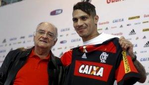 Guerrero debuta con Flamengo ante Inter de Porto Alegre