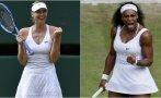 Wimbledon: Sharapova y Serena Williams chocarán en semifinal
