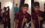 Neymar en estado de ebriedad durante sus vacaciones (VIDEO)