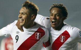 Perú jugará amistoso contra Estados Unidos el 4 de setiembre