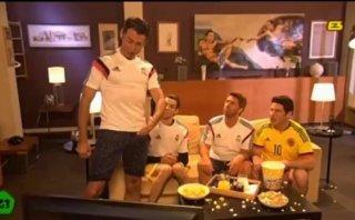 'Cristiano Ronaldo' celebró que Messi no gane la Copa América