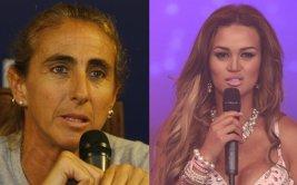 Natalia Málaga dijo esto sobre Nicola Porcella y Angie Arizaga