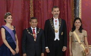 Felipe VI destaca la vocación empresarial española en Perú