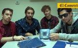 """Buraco nos habla de """"Volver"""", su nuevo disco (VIDEO)"""