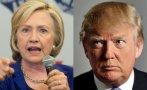 """Hillary Clinton está """"decepcionada"""" de su amigo Donald Trump"""