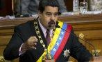 """Nicolás Maduro llamó """"provocador"""" al presidente de Guyana"""