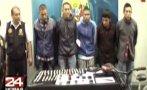 Caen hermanos que asaltaban a pasajeros de transporte público