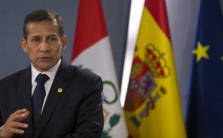 Humala ataca a medios: los acusa de desestabilizar su gobierno