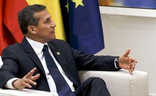 Humala arremete contra gobiernos de Alan García y Fujimori
