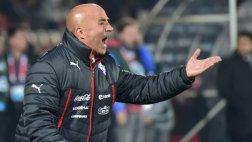 Jorge Sampaoli seguirá como entrenador de la selección de Chile