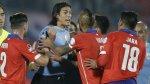 Edinson Cavani negó haber hablado mal de Chile y Jara - Noticias de edinson cavani