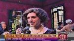 Gisela Ponce de León, incómoda por lo dicho sobre Andrés Wiese - Noticias de melania urbina al fondo hay sitio