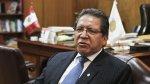 """Sánchez: """"Hay dos o tres fiscales más que han sido amenazados"""" - Noticias de tipo"""
