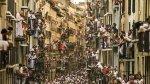 Primer encierro de San Fermín dejó tres personas corneadas - Noticias de ernest hemingway