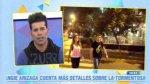 Angie Arizaga está avergonzada por polémica con Nicola Porcella - Noticias de integrantes de esto es guerra