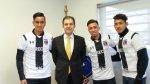 """Universitario: """"El club recibirá US$400 mil por Christofer"""" - Noticias de christofer gonzales"""