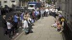 Londres recuerda décimo aniversario de los ataques terroristas - Noticias de david craig