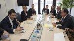 Grecia enoja a Europa al no presentar propuestas concretas - Noticias de mark rutte
