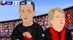 Parodia resume polémicas de Chile en la Copa América [VIDEO] - Noticias de carlos zambrano