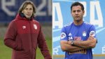 Selección: cinco claves del trabajo que harán Gareca y Ahmed - Noticias de amistosos internacionales