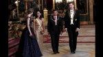 España agasaja a Humala y Nadine con esplendor del Palacio Real - Noticias de real madrid nadine heredia