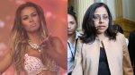 Angie Arizaga rechazó apoyo del Ministerio de la mujer - Noticias de esto es guerra