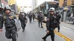 Metropolitano: decenas de fonavistas bloquearon la vía - Noticias de fonavi