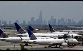 United Airlines suspendió por casi 2 horas sus vuelos en EE.UU.