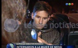 Lionel Messi: así fue su primera aparición pública (VIDEO)