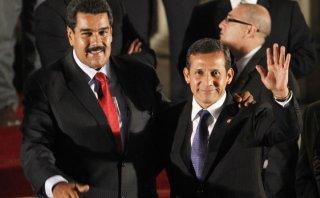 Ollanta Humala justifica a Maduro por crisis en Venezuela