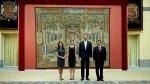 Ollanta Humala ofreció recepción para 200 invitados en El Pardo - Noticias de real madrid nadine heredia