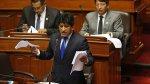 Gana Perú critica a fujimorismo por interpelación a Adrianzén - Noticias de competencia laboral