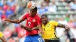 Costa Rica y Jamaica igualaron 2-2 en la Copa de Oro 2015 - Noticias de futbolista paraguayo