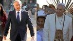 Chile reacciona ante la referencia del Papa al tema del mar - Noticias de diario el mercurio de chile