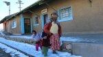 Arequipa también padece las bajas temperaturas [FOTOS] - Noticias de provincia de caylloma