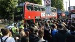 Londres, en caos por la huelga de trabajadores del metro - Noticias de huelga