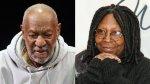 Whoopi Goldberg amenazada por defender a Bill Cosby - Noticias de parque tematico