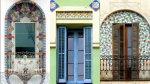 Aprecia el amanecer por estas bellas ventanas de Barcelona - Noticias de antonio gaudi