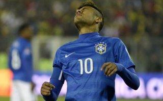 Brasil pedirá que sanción a Neymar no valga en Eliminatorias