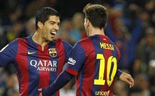 Luis Suárez defendió así a Messi por críticas en Copa América