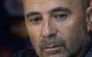 Jorge Sampaoli comparó caso Vidal con el de Maradona en el 94