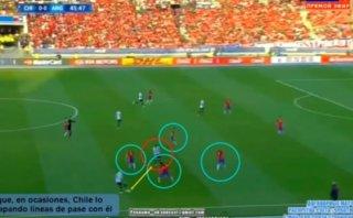 Video explica por qué Messi no juega en Argentina como en Barza