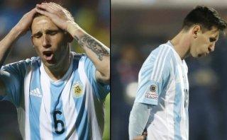 Biglia reveló dolorosa reacción de Messi tras perder con Chile