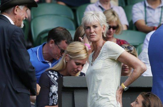Federer vs. Murray: así lo vivieron familiares y celebridades